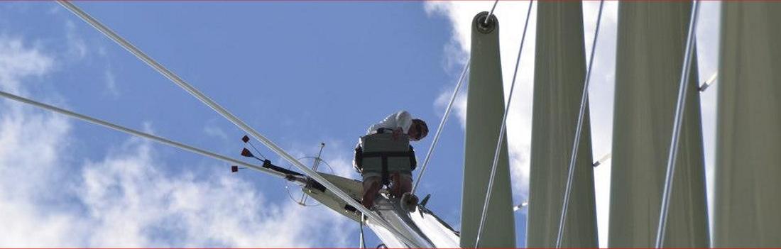 Tuning yacht rigging